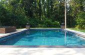 Web Enabled Control piscina - frambuesa Pi