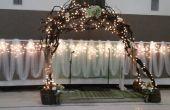 Eje de boda Manzanita