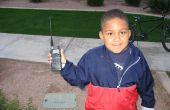 ICOM banda Dual Handheld Radio Mod