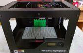 Guía de limpieza rápida de MakerBot Replicator 2