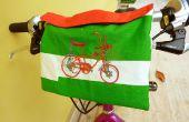 Pequeña bolsa de bicicleta