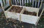 Compostera de doble