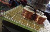 Control de manifestación de suspensión magnética por Arduino