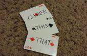 Esto, eso y otros - el truco de la tarjeta mágica