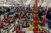Gran colaboración Lego muestra
