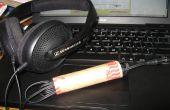 Envoltura de Cable de auriculares ultra barato