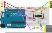 Robot controlado por Bluetooth usando Arduino