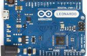 Añadir dispositivo de juego USB para Arduino Leonardo/Micro