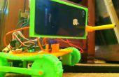3D impreso tanque inalámbrico
