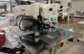 3D impreso pinzas para máquinas de costura programable