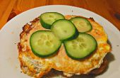 Desayuno Sandwich de huevo