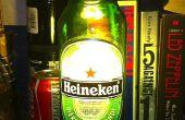 Lámpara de botella de cerveza