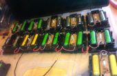 Fuente de alimentación de 12 voltios DC Solar