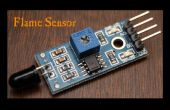 Módulos Arduino - Sensor de llama