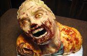 A pie pastel de Zombie muerto