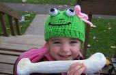 Sombrero de Froggie verde