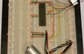 Cómo programar un PIC microcontrolador y leer un Encoder
