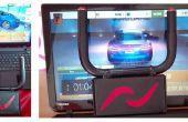 Controlador de Bluetooth juegos con acelerómetro y Arduino