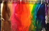 Cómo hacer arte Crayola
