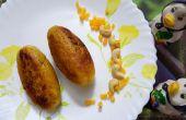 Unnakai - plátano maduro relleno con coco