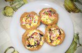 Los Cupcakes de helado de crema Ultimate