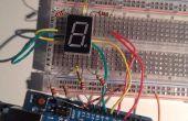 Segmento 7 de Arduino