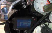 Cómo instalar un cargador de USB personalizado en tu moto