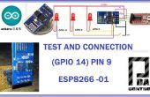 Más GPIO para ESP8266 - 01