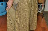 Cómo hacer pantalones de abrigo