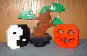 Legos: Bonsai y tales (fotos)