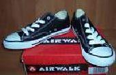 Decorar tus zapatos Airwalks/Converse!! ¿