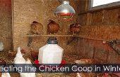 Coop - cuatro estaciones Chicken Coop Ideas de pollo