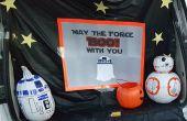 Star Wars temática: Tronco o tratar