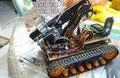 Arduino bluetooth tanque