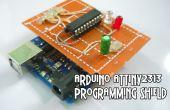 Escudo de programación Arduino ATtiny2313