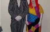 Jack y Sally trajes