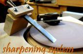 DIY afila el sistema de una máquina de hacer pan roto