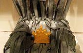 Juego de tronos: torta del trono de hierro