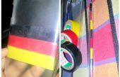 Selección de fútbol de Alemania de fútbol de bricolaje 14 inspirado caso móvil y pen