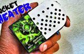 Calentador o enfriador eléctrico portátil con módulo Peltier (termoeléctrico)