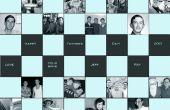 Comprobador de ajedrez tablero hecho con recuerdos para papá