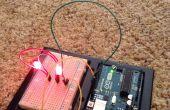 Cómo hacer dos ojos LED intermitentes con el Arduino Uno