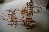 Proyecto Uno - primer intento de una máquina de la bola de Jamalam!