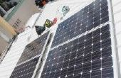 Arduino Yun - Panel Solar, sistema de vigilancia
