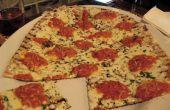 Margarita a la parrilla Pizza