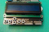 4-en-1 Arduino LCD protector Kit