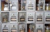 Reutilizar PO BOX especia gabinete