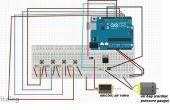 Bajar suspensión project(Arduino)