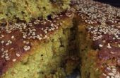 Pastel de arroz-lentejas picantes