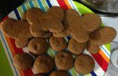 Cómo hacer galletas de jengibre Simple y divertido!